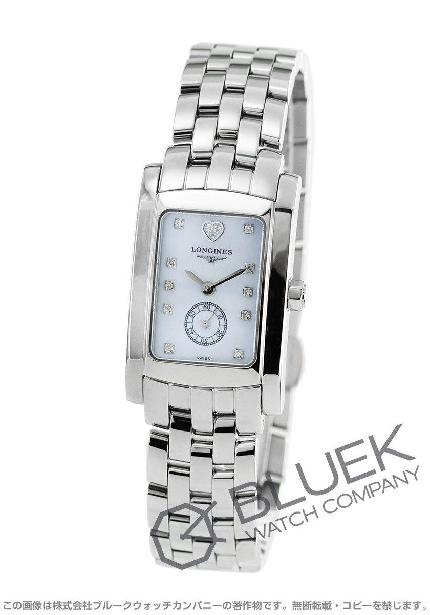 ロンジン LONGINES 腕時計 ドルチェビータ ダイヤ レディース L5.155.4.92.6