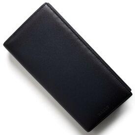 バリー 長財布 財布 メンズ スタード ドック インクブルー STRADDOK S 27 6224246 BALLY
