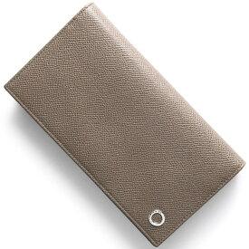 ブルガリ 長財布 財布 メンズ ブルガリブルガリ マン レザー ストーングレー 30399 BVLGARI
