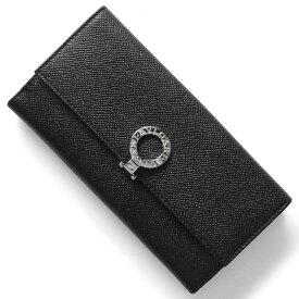 ブルガリ 長財布 財布 メンズ レディース ブルガリブルガリ BB ブラック 30416 BVLGARI
