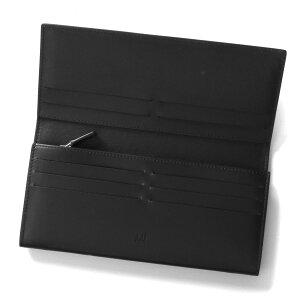 ダンヒル長財布財布メンズサイドカーブラックQD1010DUNHILL