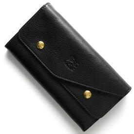 イルビゾンテ 長財布 財布 メンズ レディース ブラック C0881 P 153 IL BISONTE