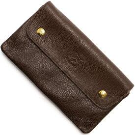 イルビゾンテ 長財布 財布 メンズ レディース モカブラウン C0937 P 455 IL BISONTE