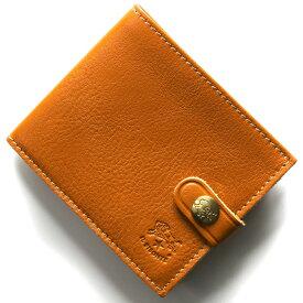 イルビゾンテ 二つ折り財布 財布 メンズ レディース スタンダード キャラメルブラウン C1007 P 145 IL BISONTE