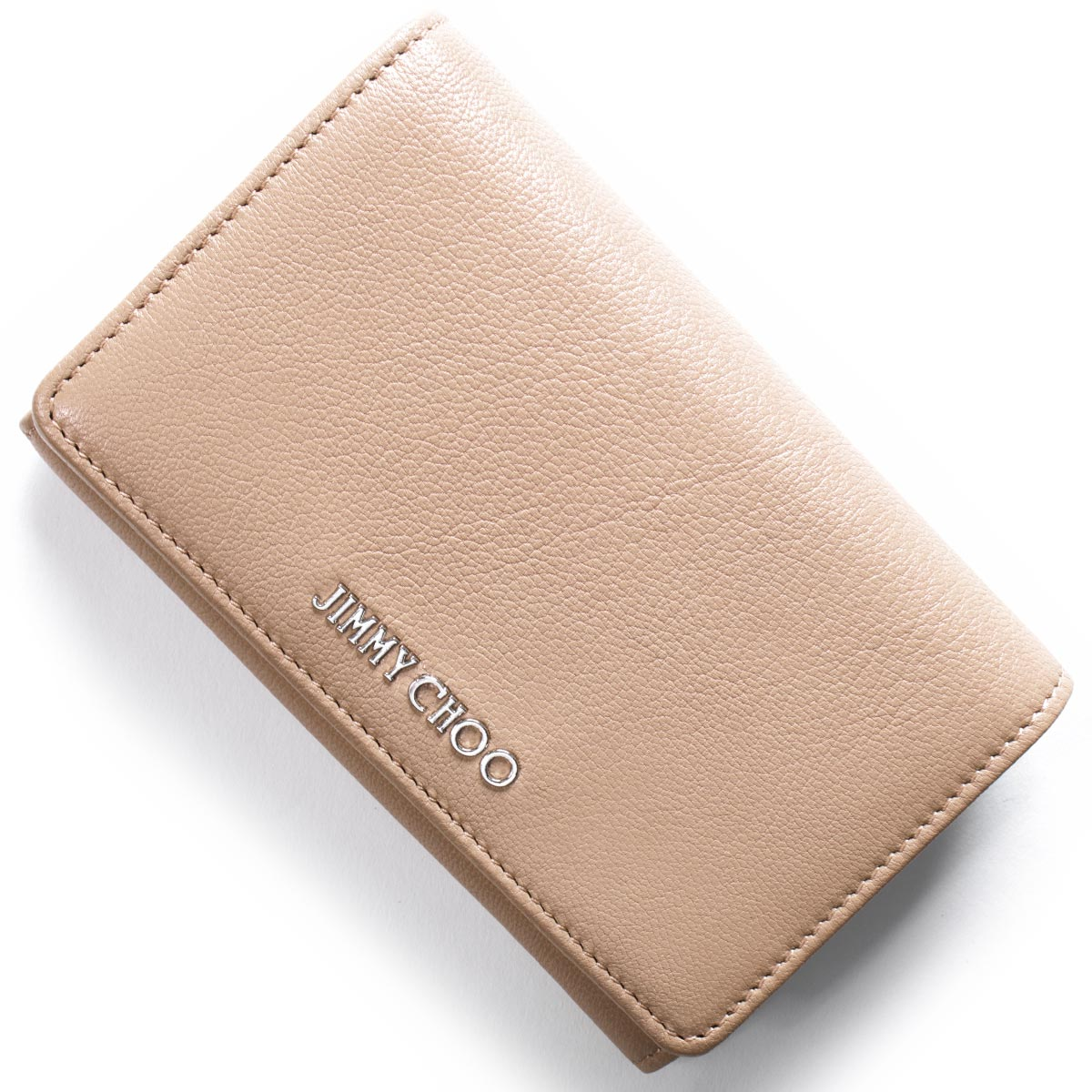 ジミーチュウ 二つ折り財布 財布 レディース マーリー MARLIE バレエピンクベージュ MARLIE GRZ BPI JIMMY CHOO