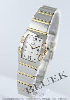 Omega Omega Constellation Quadrella ladies 1284.79 watch clock