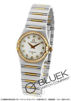 Omega Omega Constellation ladies 1358.75 watch clock