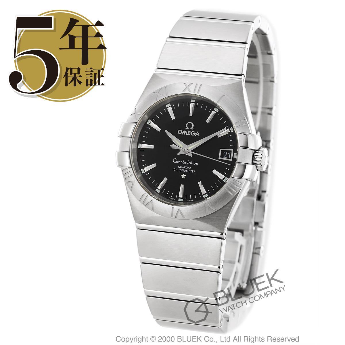 オメガ コンステレーション ダブルイーグル 腕時計 メンズ OMEGA 123.10.35.20.01.001_8 バーゲン ギフト プレゼント