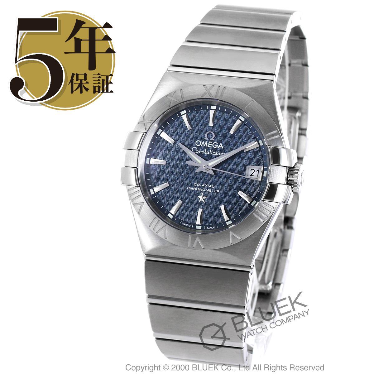 オメガ コンステレーション ブラッシュ 腕時計 メンズ OMEGA 123.10.35.20.03.002_8 バーゲン ギフト プレゼント