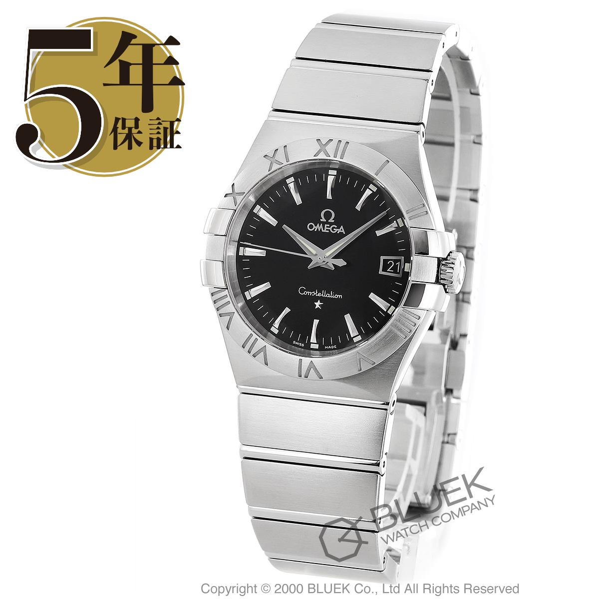 オメガ コンステレーション ブラッシュ 腕時計 メンズ OMEGA 123.10.35.60.01.001_8 バーゲン ギフト プレゼント