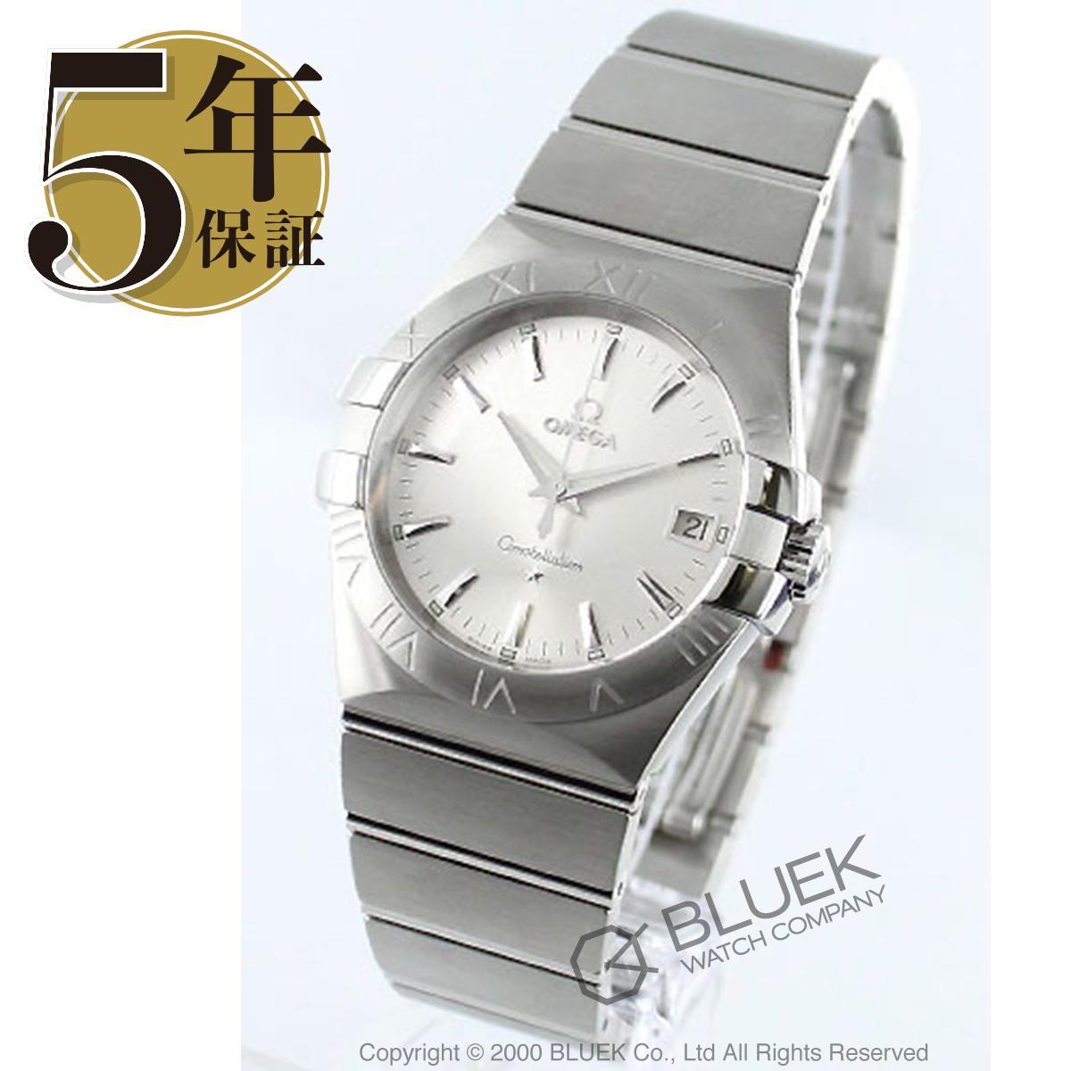 オメガ コンステレーション ブラッシュ 腕時計 メンズ OMEGA 123.10.35.60.02.001_8 バーゲン