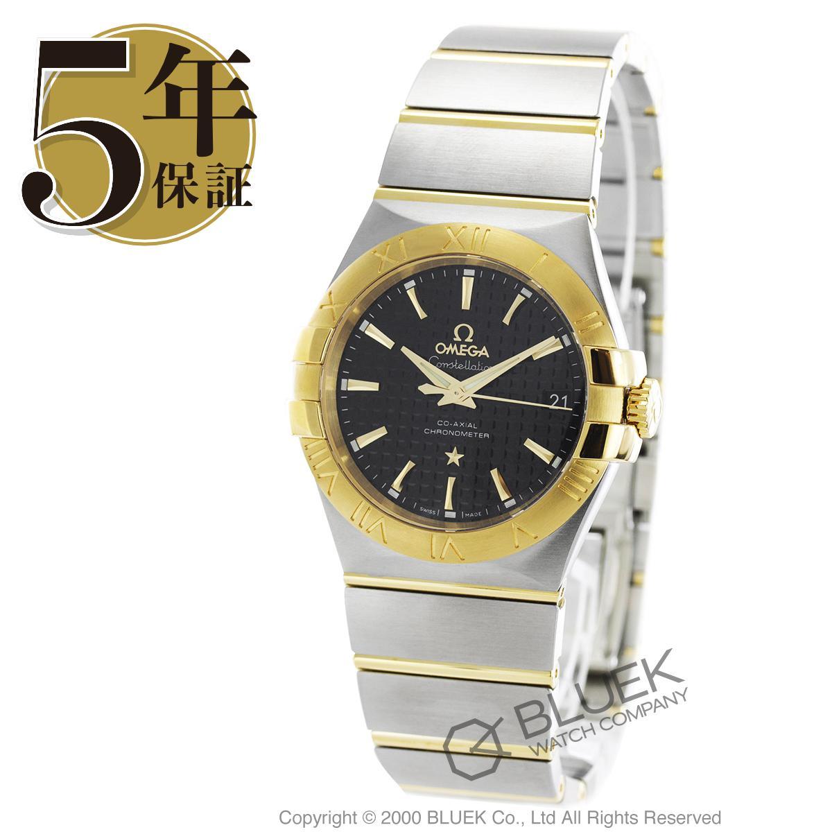 オメガ コンステレーション ブラッシュ 腕時計 メンズ OMEGA 123.20.35.20.01.002_8