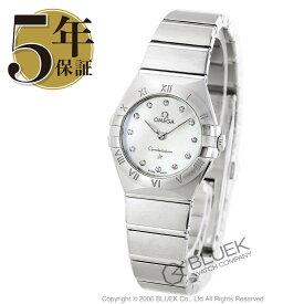 オメガ コンステレーション ブラッシュ マンハッタン ダイヤ 腕時計 レディース OMEGA 131.10.25.60.55.001_8