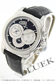 Omega-OMEGA Devil Chronoscope alligator leather mens 4850.50.31