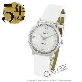 オメガ デビル プレステージ バタフライ ダイヤ サテンレザー 腕時計 レディース OMEGA 424.12.33.60.52.001_8