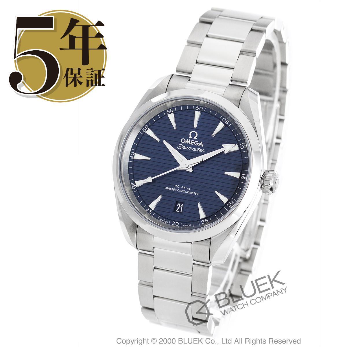 オメガ シーマスター アクアテラ マスタークロノメーター 腕時計 メンズ OMEGA 220.10.38.20.03.001_8