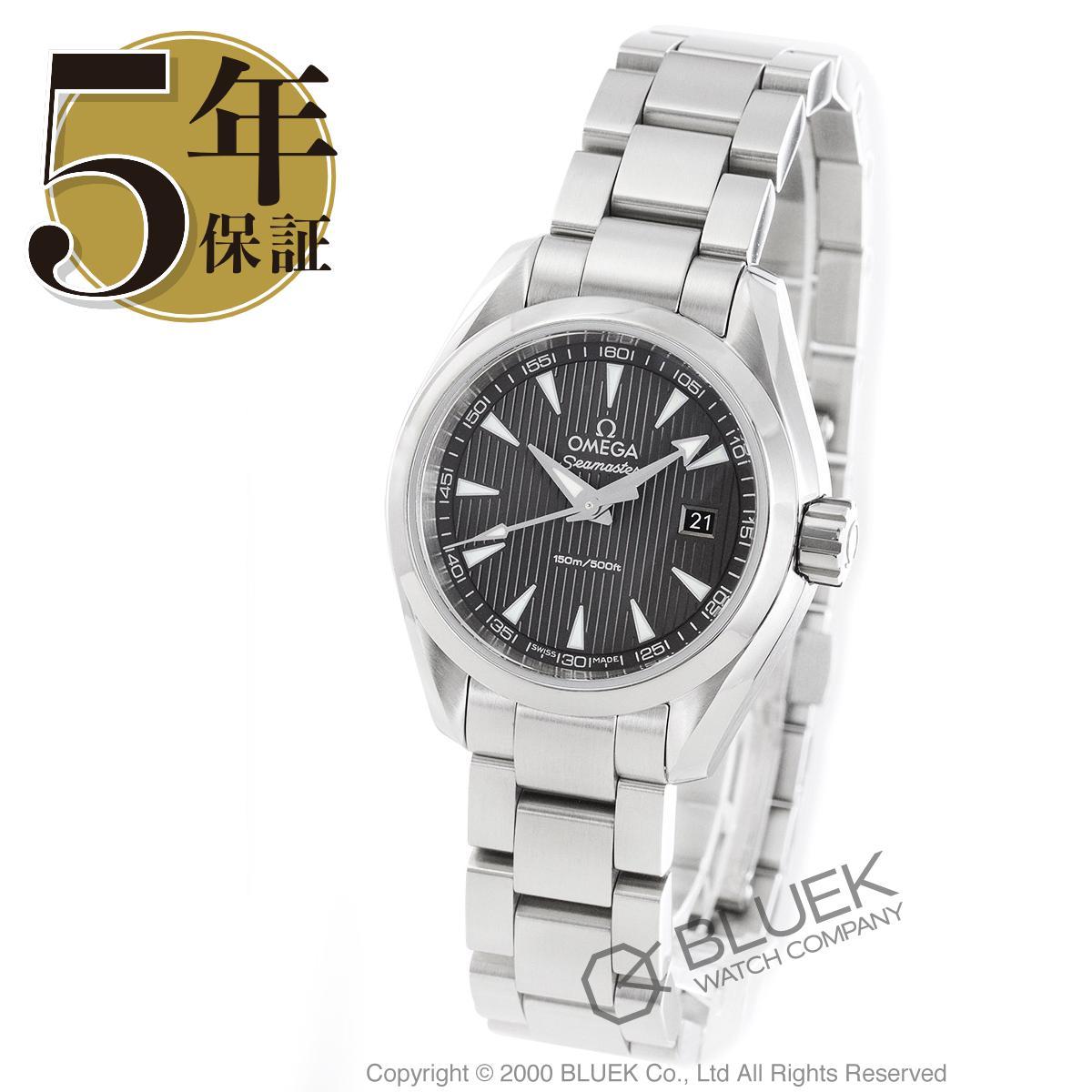 オメガ OMEGA 腕時計 シーマスター アクアテラ レディース 231.10.30.60.06.001_8