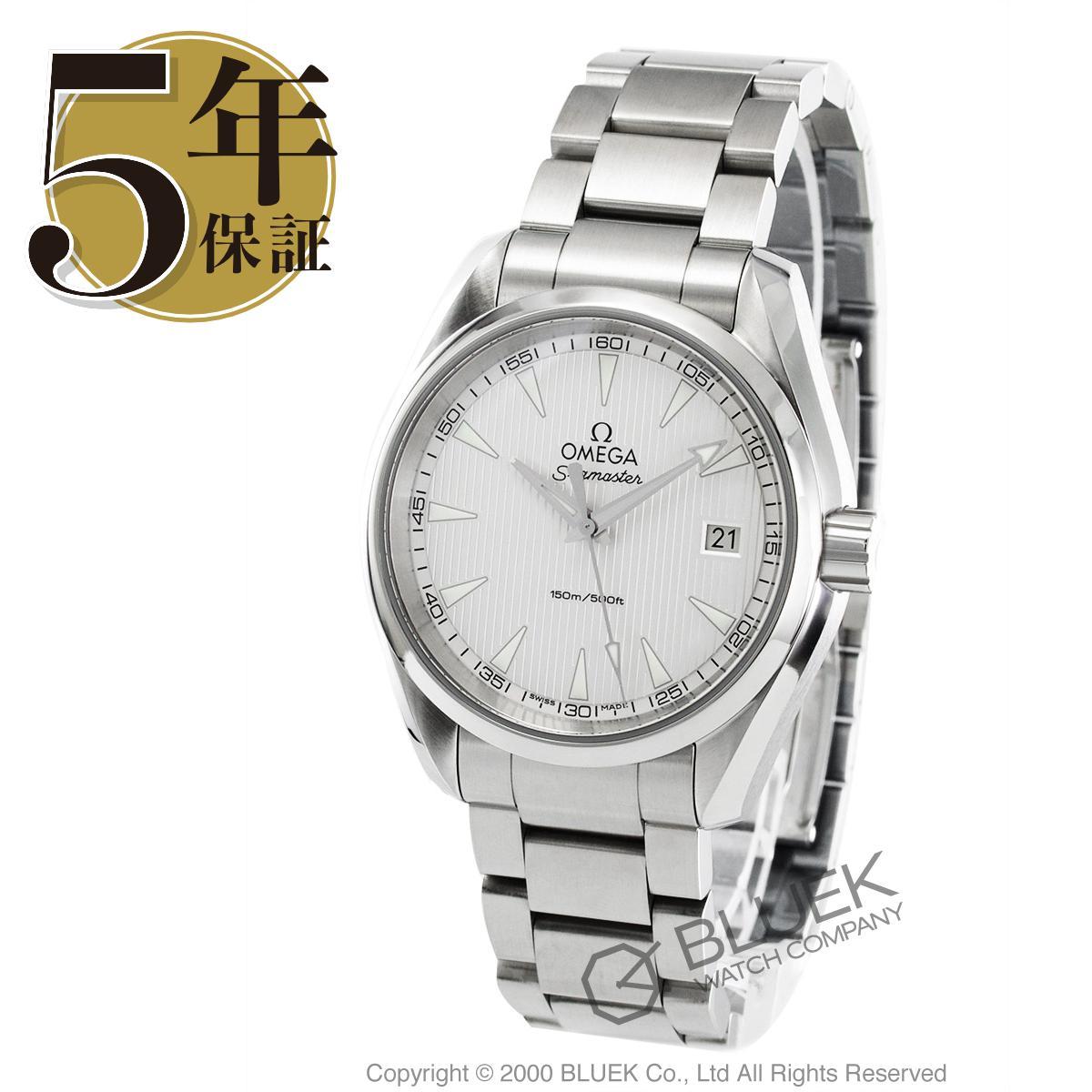 オメガ OMEGA 腕時計 シーマスター アクアテラ メンズ 231.10.39.60.02.001_8