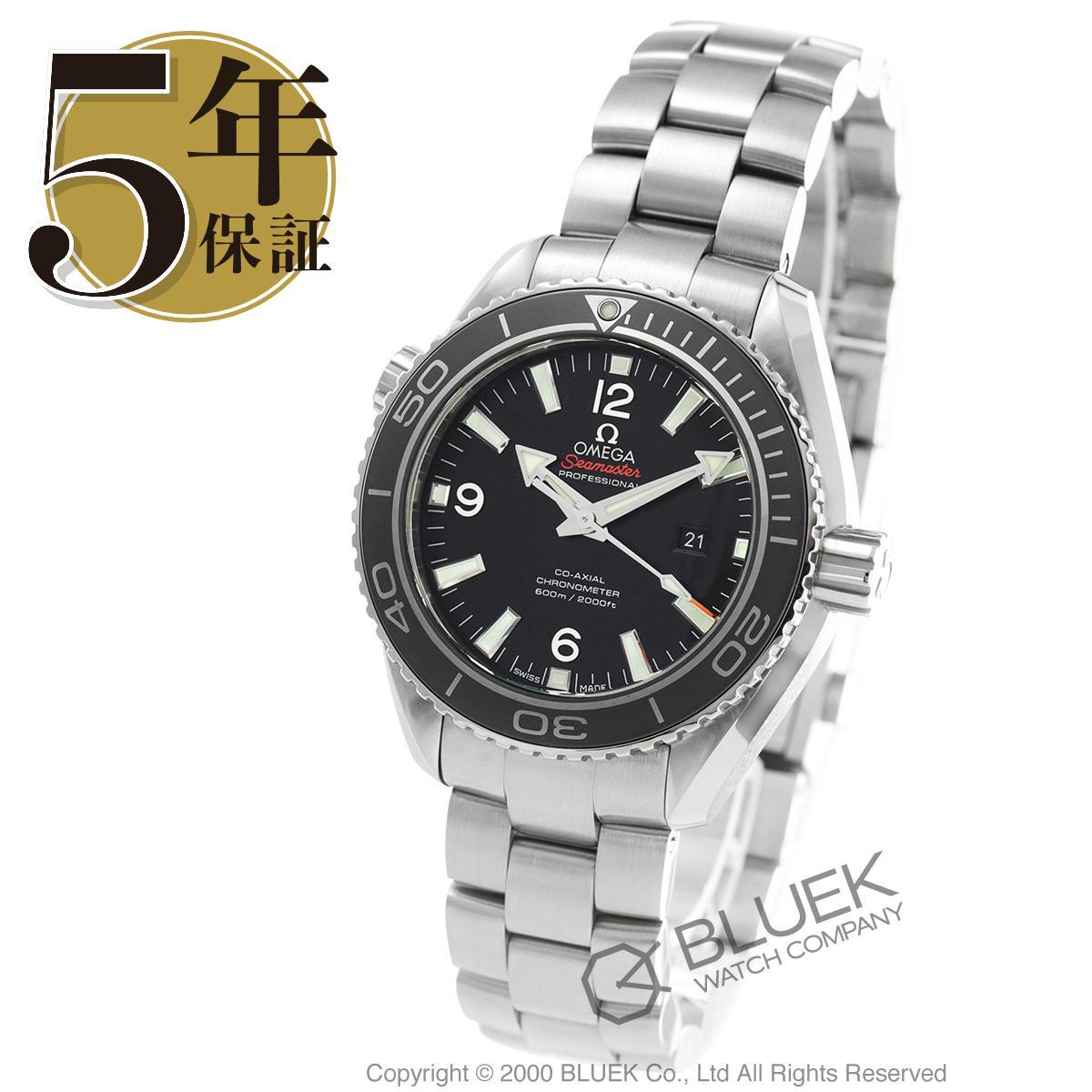 オメガ シーマスター プラネットオーシャン 600m防水 腕時計 ユニセックス OMEGA 232.30.38.20.01.001_8