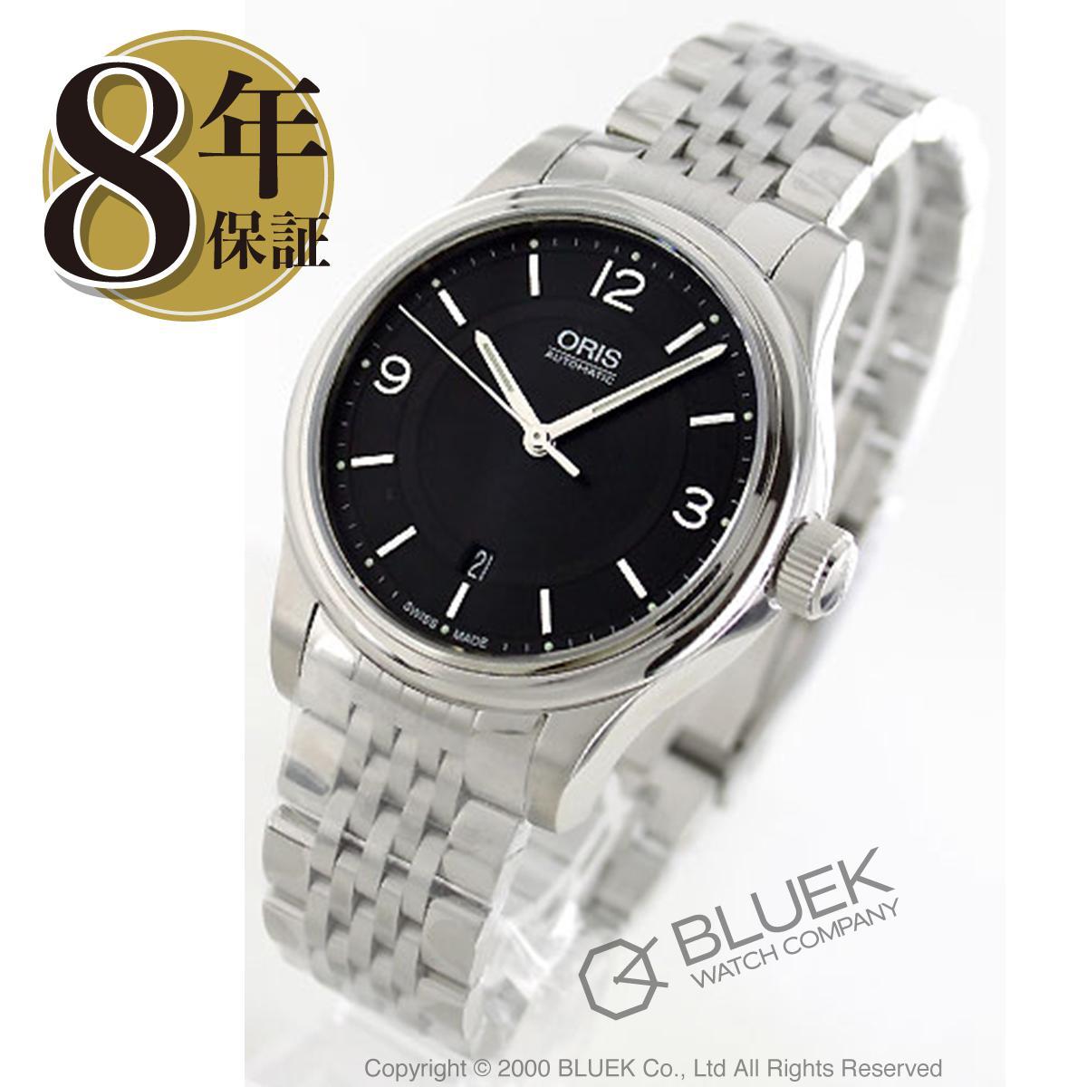 オリス ORIS 腕時計 クラシック メンズ 733 7594 4034M_8
