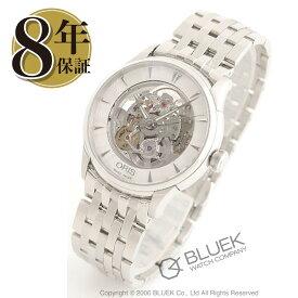 7b17a3873f 腕時計専門店ハイブリッドスタイル · オリス アートリエ スケルトン 腕時計 メンズ ORIS 734 7670 4051M_8