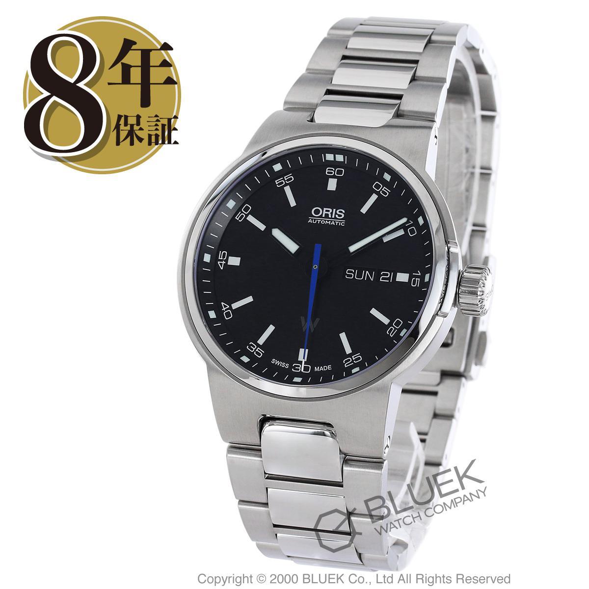 オリス ORIS 腕時計 ウィリアムズ メンズ 735 7716 4154M_8