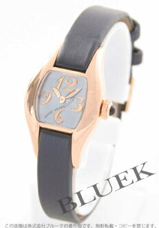 Girard-Perregaux Richville Petit PG Wilsdorf southern leather Navy / black shell Womens 26620.52.621.0 watch clock