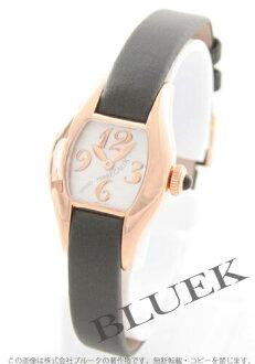 Girard-Perregaux Richville Petit PG Wilsdorf southern leather black / white shell Womens 26620.52.721.0 watch clock