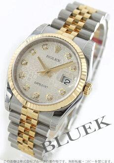 Rolex Rolex Datejust mens Ref.116233J watch clock