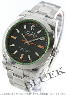 Rolex Rolex milgauss mens Ref.116400 GV watch watches
