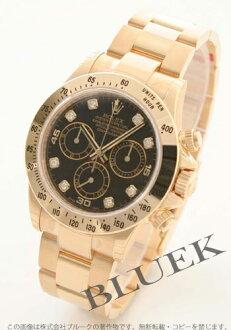 Rolex Rolex Daytona mens Ref.116528G watch clock