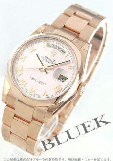 Rolex Rolex Oyster Perpetual men's Ref.118205F watch clock