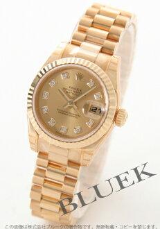 Rolex Rolex Datejust ladies Ref.179178G watch clock