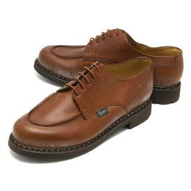パラブーツ 革靴/ビジネスシューズ シューズ メンズ シャンボード テックス オックスフォード マロンブラウン CHAMBORD MARRON-LIS MARRON 710708 PARABOOT
