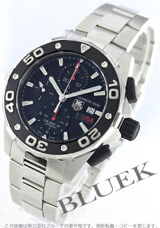 Tag Heuer Aquaracer Calibre 16 automatic chronograph 500 m water resistant black mens CAJ2111... BA0872