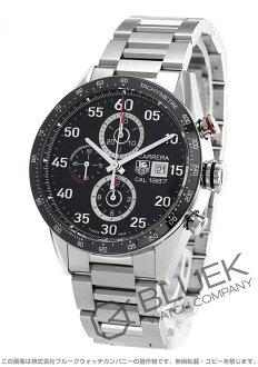 Tag Heuer Carrera 1887 chronograph automatic black mens CAR2A10... BA0799