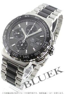 Tag Heuer formula 1 ceramic automatic chronograph アントラサイトグレー & Black men's CAU2010... BA0873