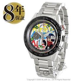 タグホイヤー カレラ ホイヤー01 アレック・モノポリー スペシャルエディション クロノグラフ 腕時計 メンズ TAG Heuer CAR201AA.BA0714_8