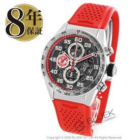 タグホイヤー カレラ ホイヤー01 マンチェスター・ユナイテッド スペシャルエディション クロノグラフ 腕時計 メンズ TAG Heuer CAR201M.FT6156_8