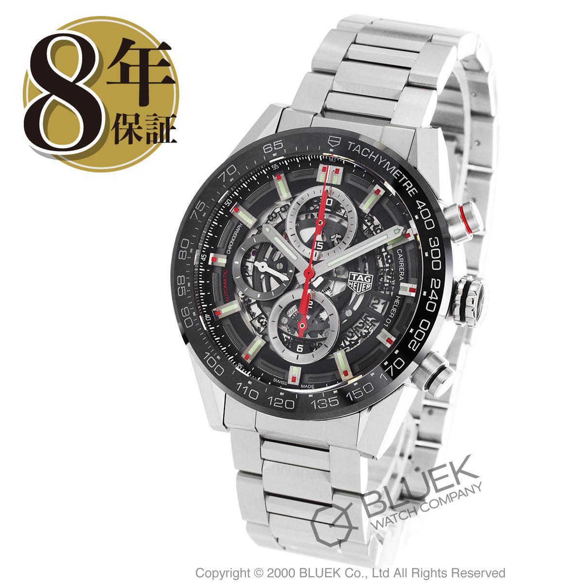 【6,000円OFFクーポン対象】タグホイヤー カレラ ホイヤー01 クロノグラフ 腕時計 メンズ TAG Heuer CAR201V.BA0714_8