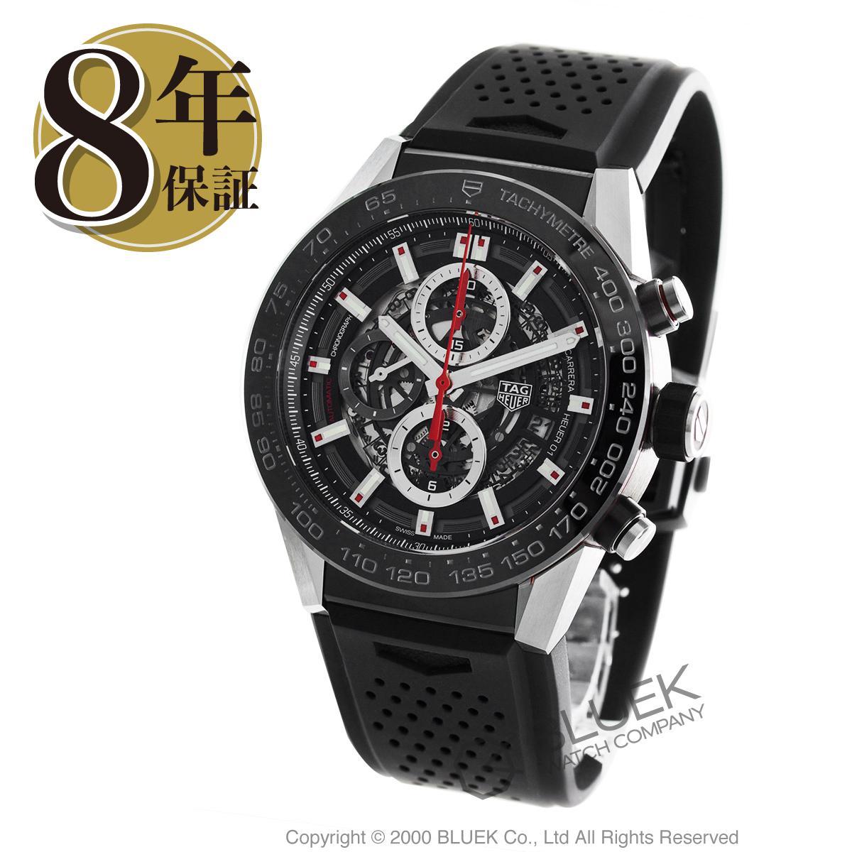 タグホイヤー カレラ ホイヤー01 クロノグラフ 腕時計 メンズ TAG Heuer CAR2A1Z.FT6044_8 バーゲン ギフト プレゼント