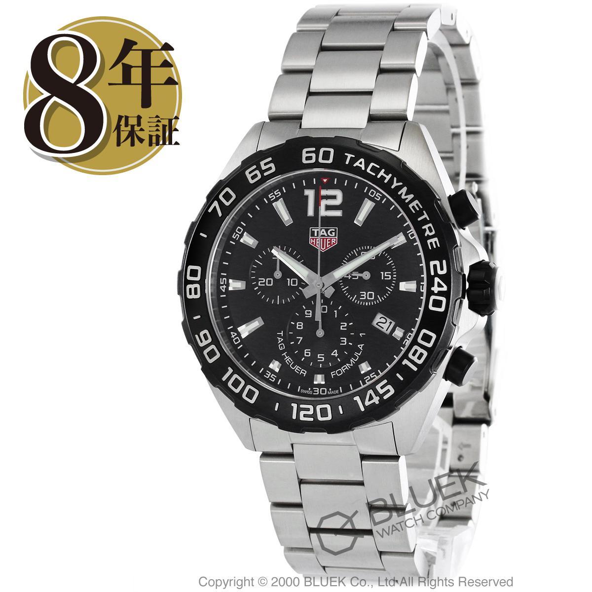 タグホイヤー フォーミュラ1 クロノグラフ 腕時計 メンズ TAG Heuer CAZ1010.BA0842_8