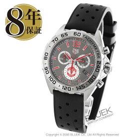 タグホイヤー フォーミュラ1 マンチェスター・ユナイテッド スペシャルエディション クロノグラフ 腕時計 メンズ TAG Heuer CAZ101M.FT8024_8