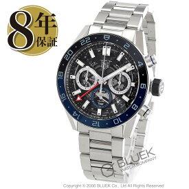 タグホイヤー カレラ ホイヤー02 クロノグラフ 腕時計 メンズ TAG Heuer CBG2A1Z.BA0658_8