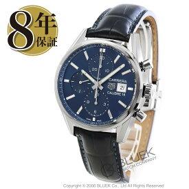タグホイヤー カレラ クロノグラフ アリゲーターレザー 腕時計 メンズ TAG Heuer CBK2112.FC6292_8