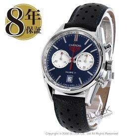 タグホイヤー カレラ 世界限定500本 クロノグラフ 腕時計 メンズ TAG Heuer CV211A.FC6335_8