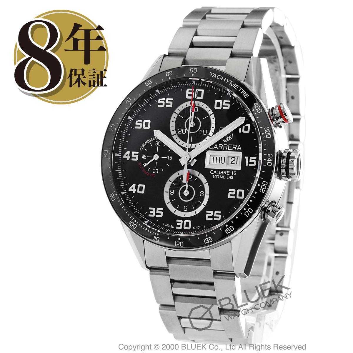 タグホイヤー カレラ クロノグラフ 腕時計 メンズ TAG Heuer CV2A1R.BA0799_8