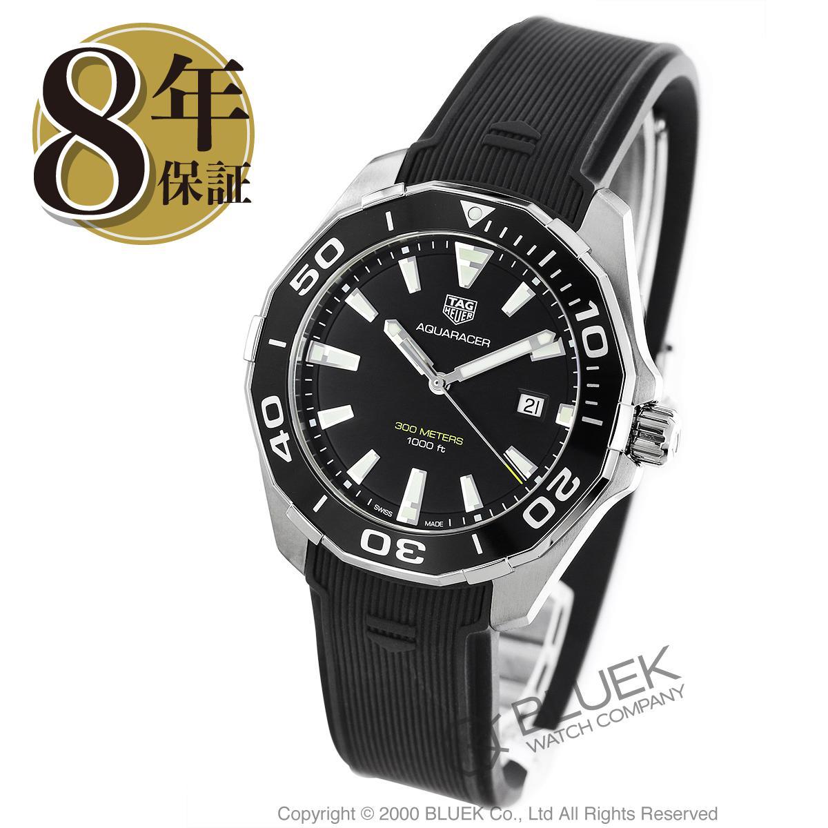 タグホイヤー アクアレーサー 300m防水 腕時計 メンズ TAG Heuer WAY101A.FT6141_8