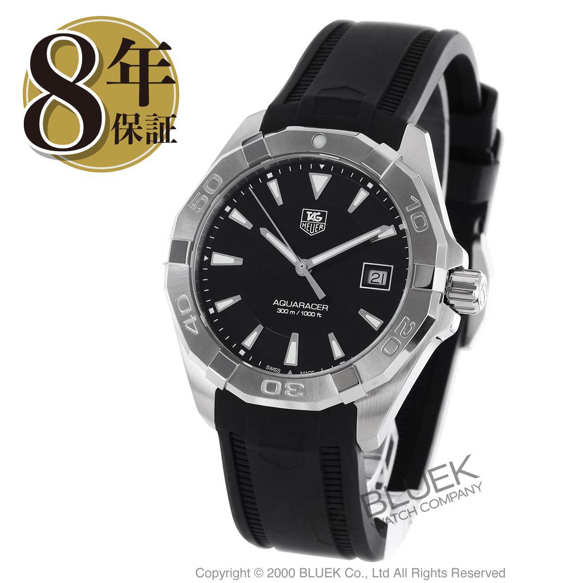 タグホイヤー TAG Heuer 腕時計 アクアレーサー 300m防水 メンズ WAY1110.FT8021_8
