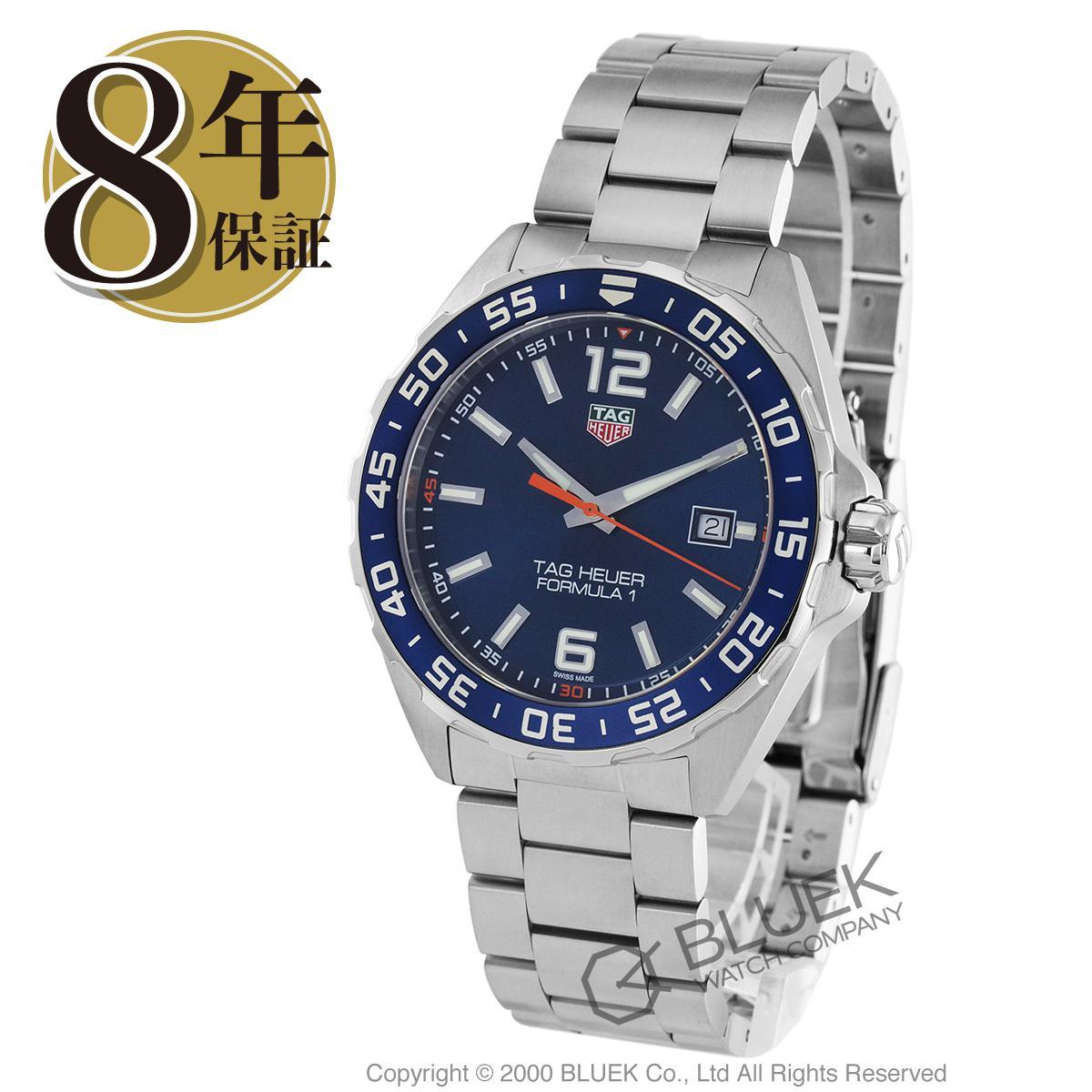 タグホイヤー フォーミュラ1 腕時計 メンズ TAG Heuer WAZ1010.BA0842_8
